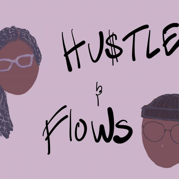 Hustle and flows banner image